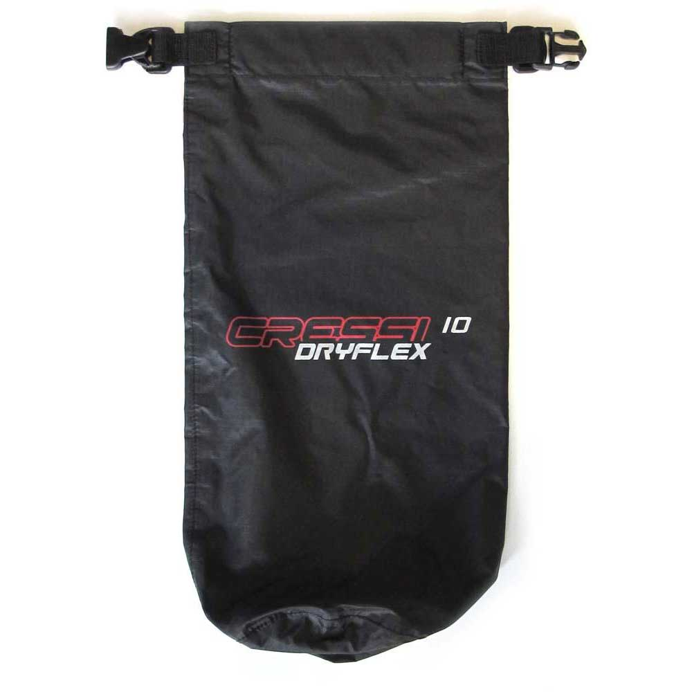 Cressi Dry Bag Flex Black 45 L