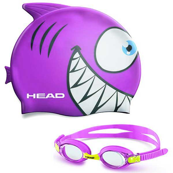 Head swimming Set Meteor Character