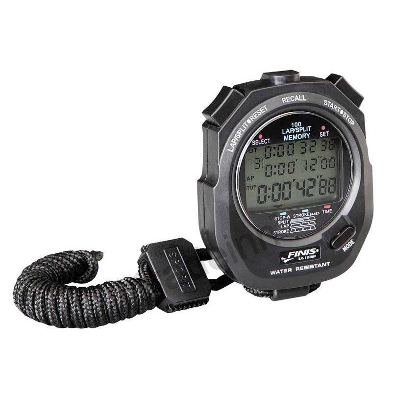 3x100m Stopwatch
