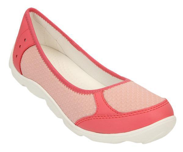 Crocs Duet Busy Day Ballet Flat (Women's) t3EQjNDcl