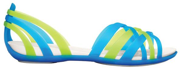 7b8e5100408 Crocs Huarache Flat buy and offers on Swiminn