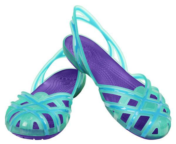 aa89bfa93ef Crocs Huarache Slingback Flat Girls buy and offers on Swiminn
