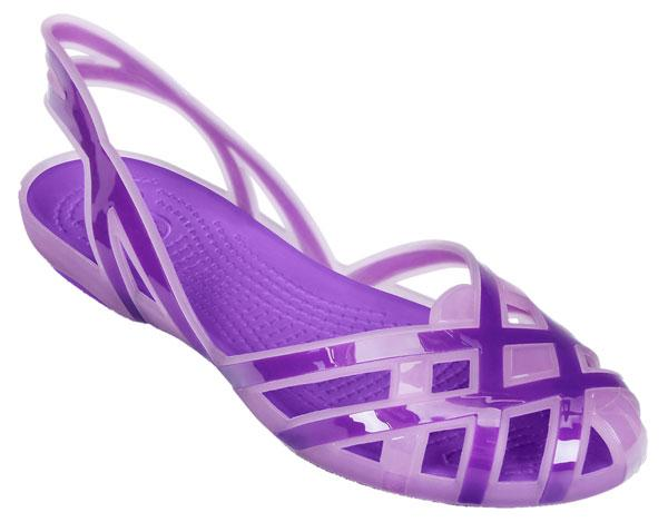 a6f2391a2834 ... Crocs Huarache Slingback Flat Girls ...