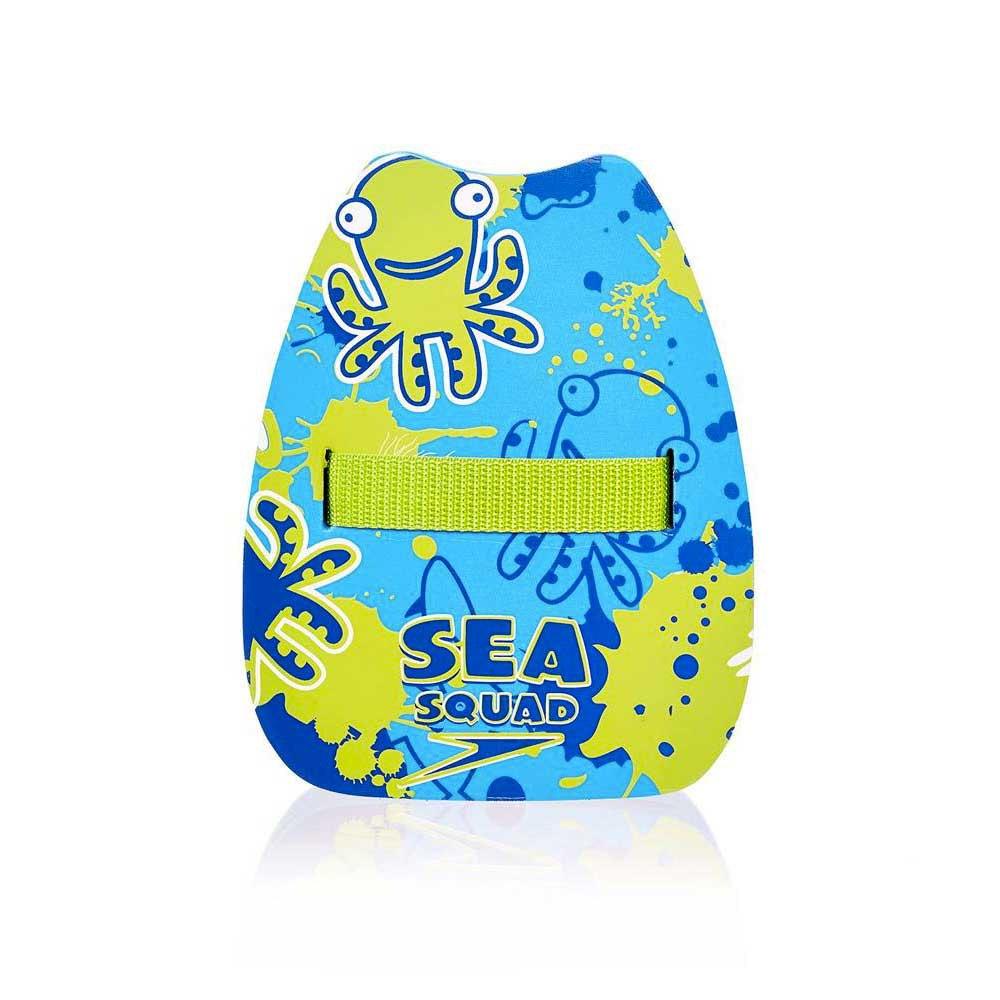 Speedo Sea Squad Back Float Nivel 2 Junior Green 7c442e31d799