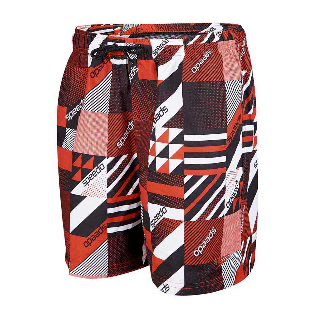 Speedo Printed Leisure 15 Watershort