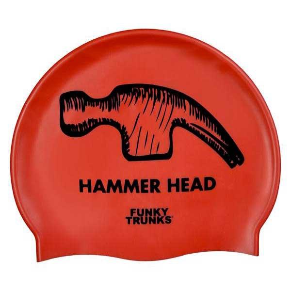 Gorros de nataci?n Funky-trunks Hammerhead Cap