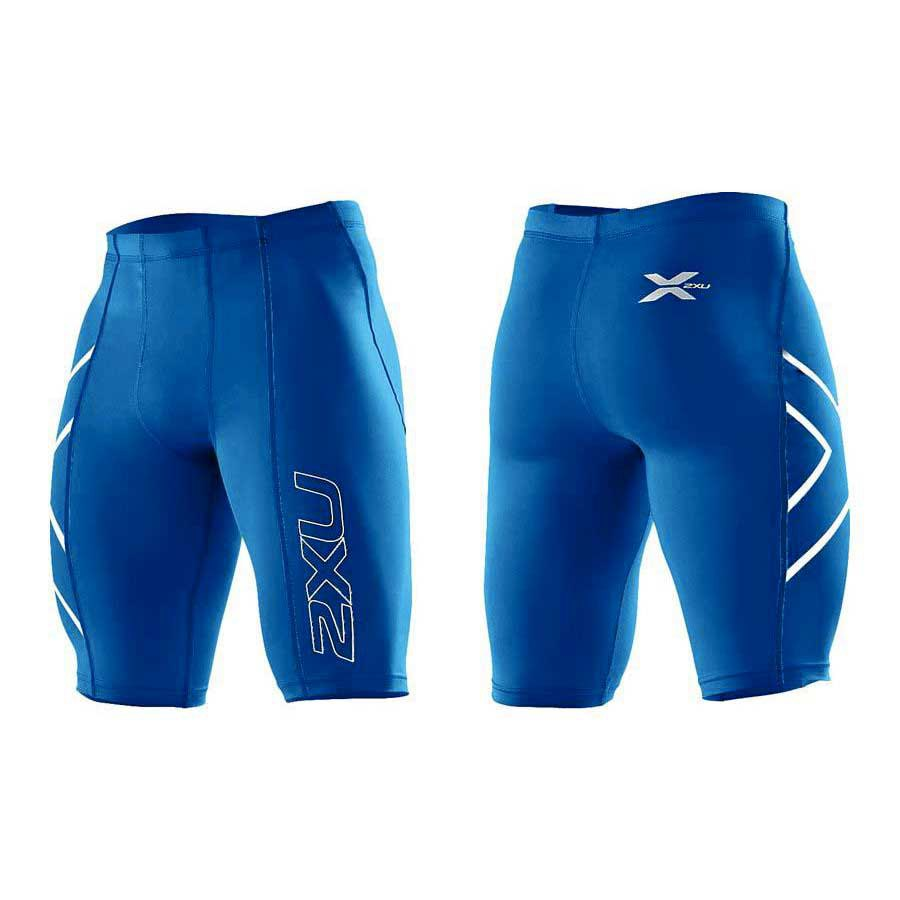 2xu Compression Short Royal Logo