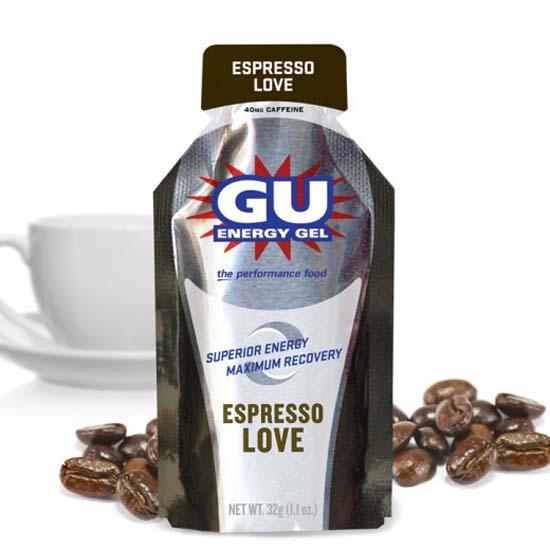 Energygrel Espressolove Caja 24 Unidad