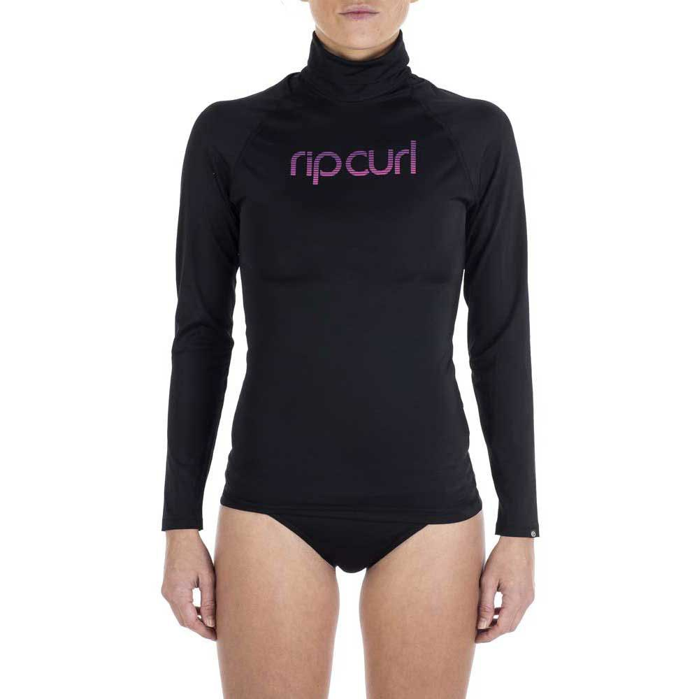 RIP CURL Girl Live the Search L/S High Collar