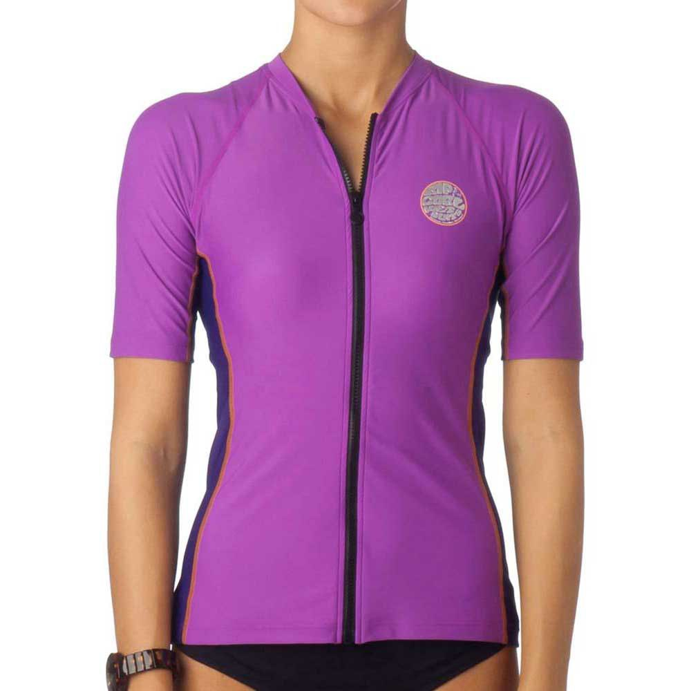 Rip curl Belle Zip Thru S/S Top