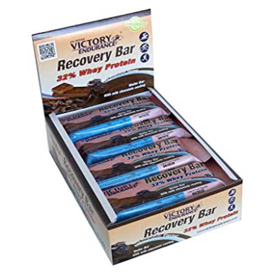 Weider Victory Endurance Recovery Bar Chocolate 35 g x 12
