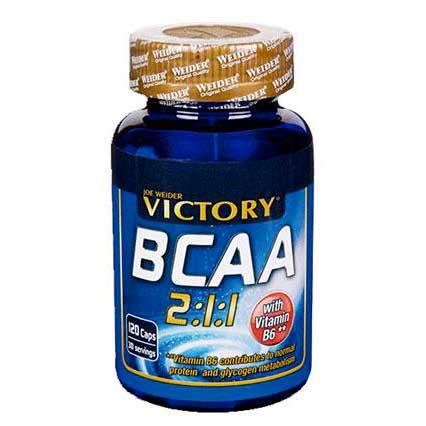 Victory Bcaa 120 C?psulas