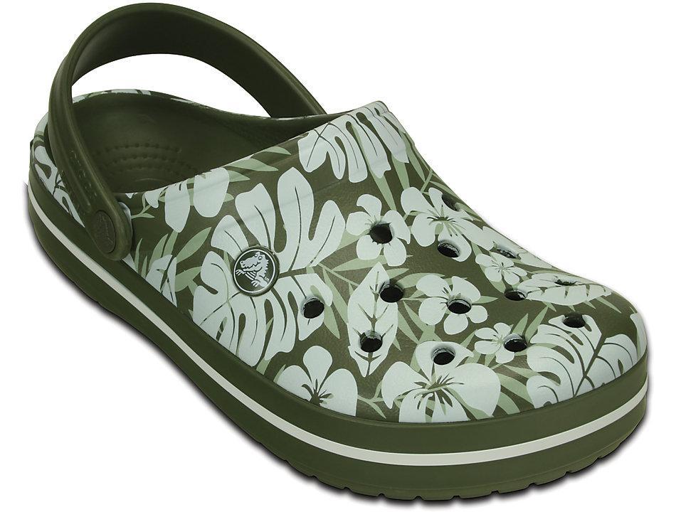 Crocband Tropics Clog Crocs