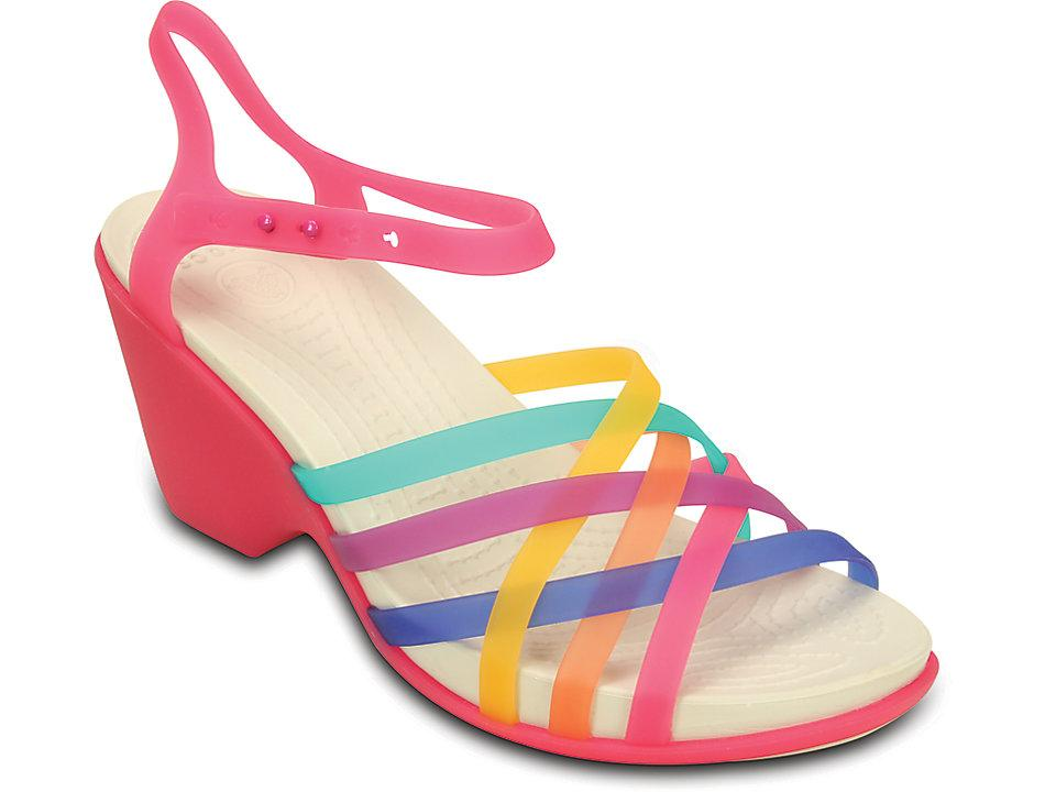 bfedef0fb3a Crocs Huarache wedge buy and offers on Swiminn