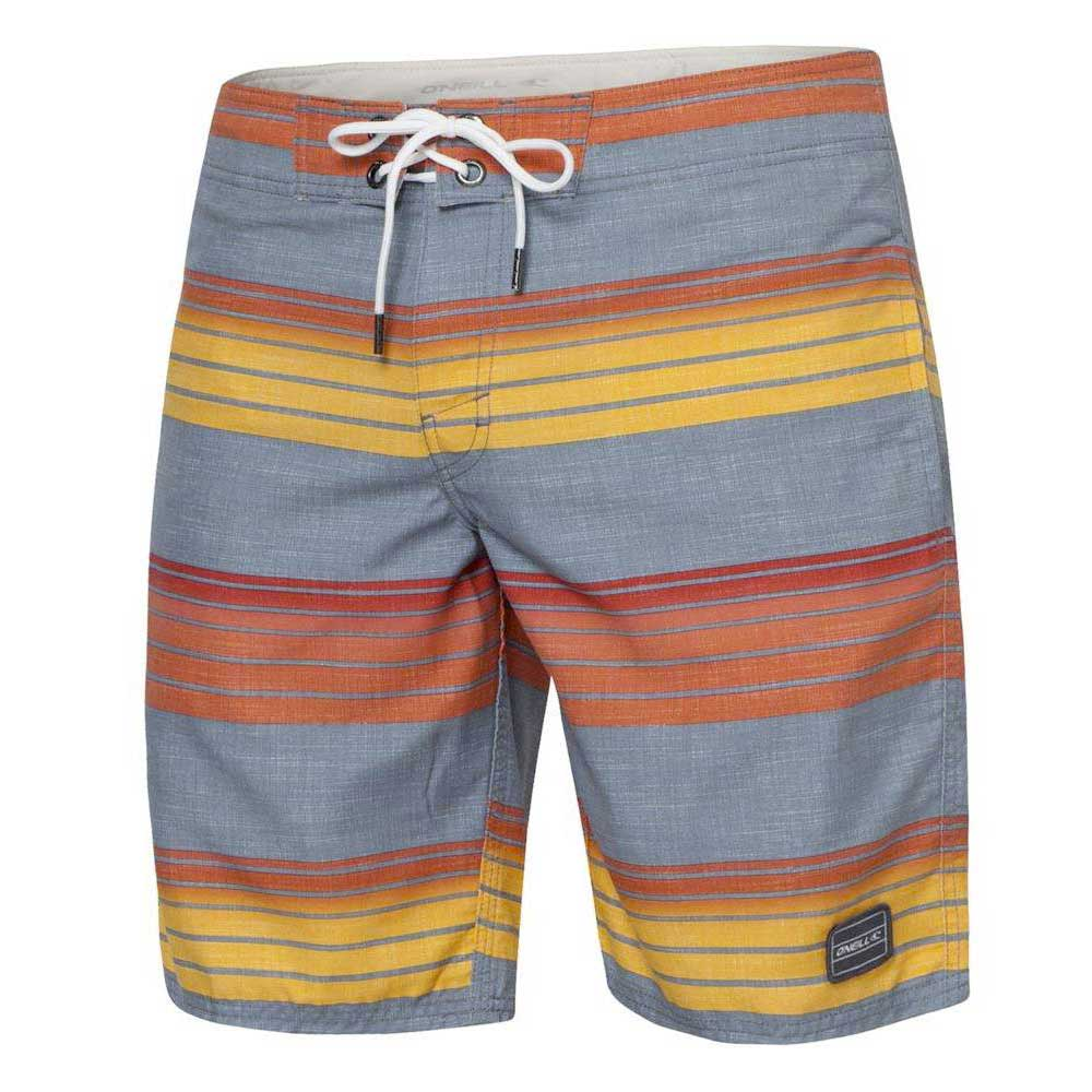 O´neill Pm Santa Cruz Stripe Boardshorts