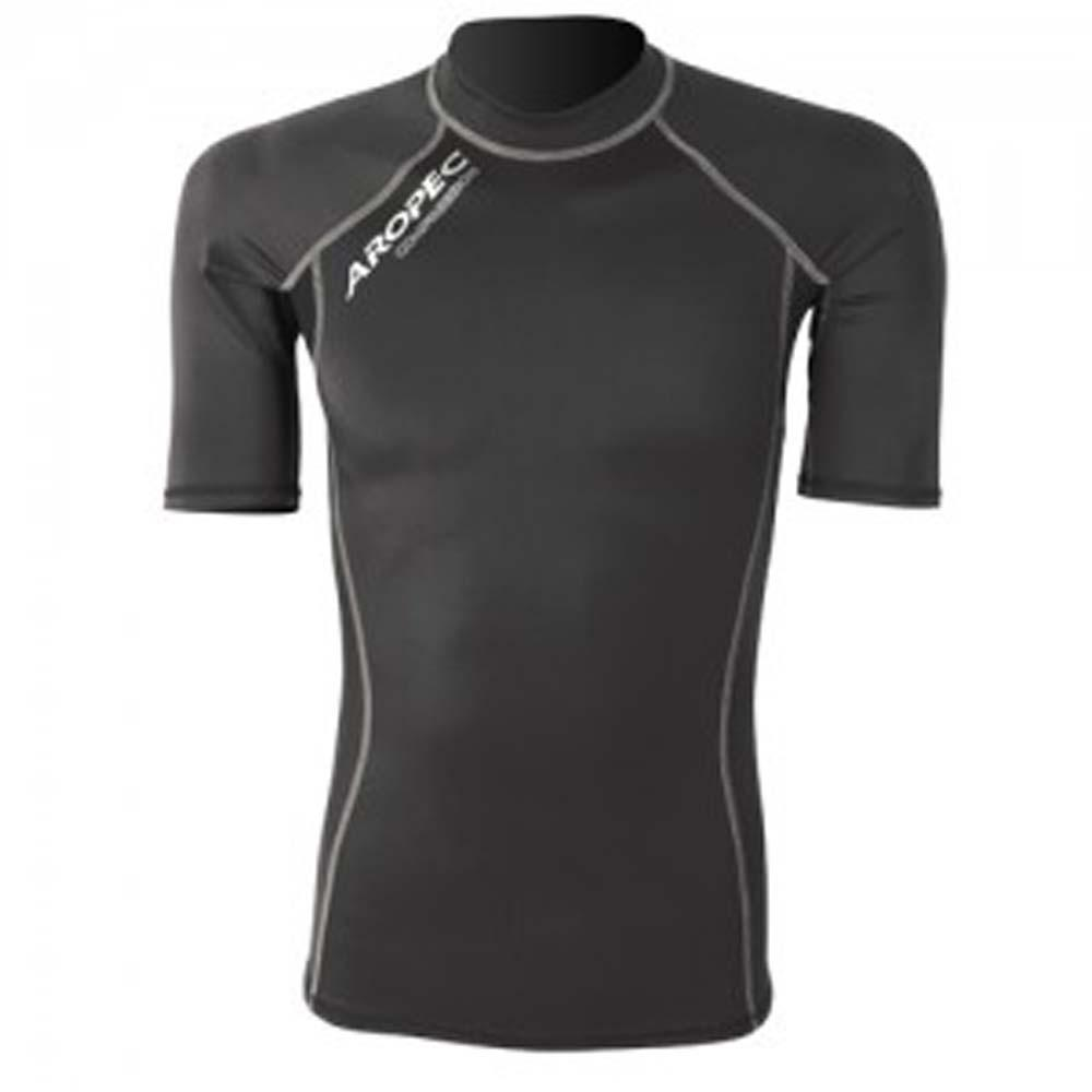 Compresi?n Aropec Compression Top Short Ss
