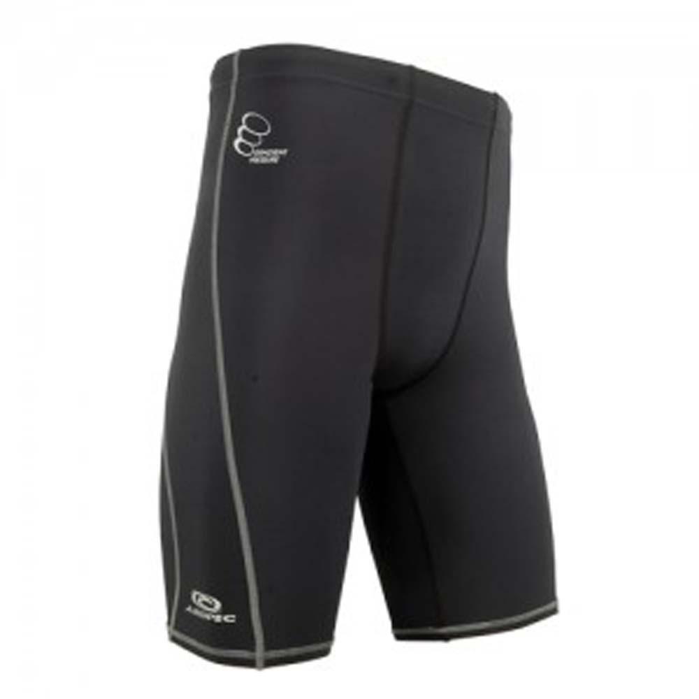 Compresi?n Aropec Compression Pantalones Tiro Corto