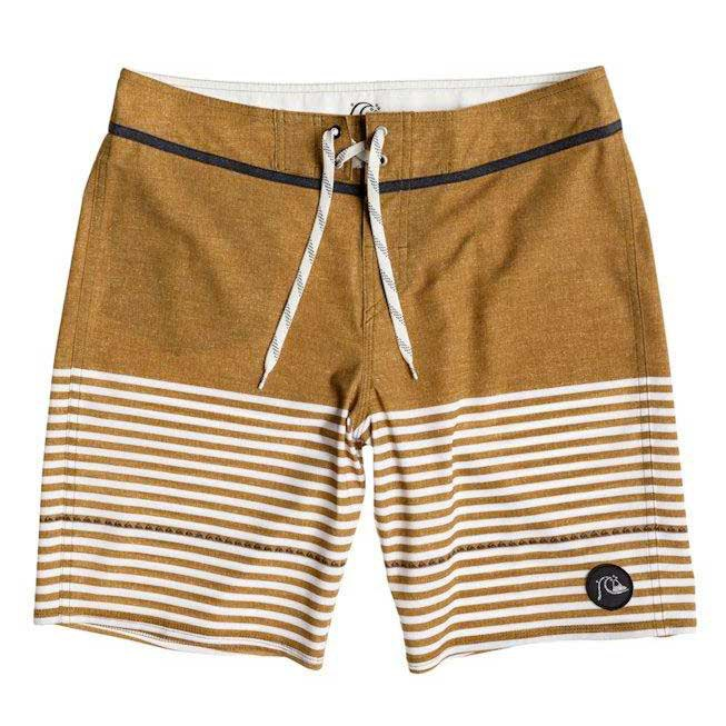 Quiksilver East Side stripe Cumin