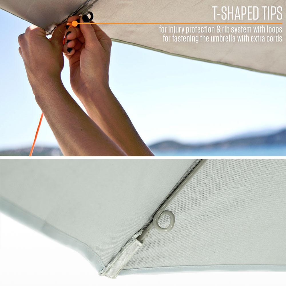 Terra Nation Rua Kiri Beach Umbrella