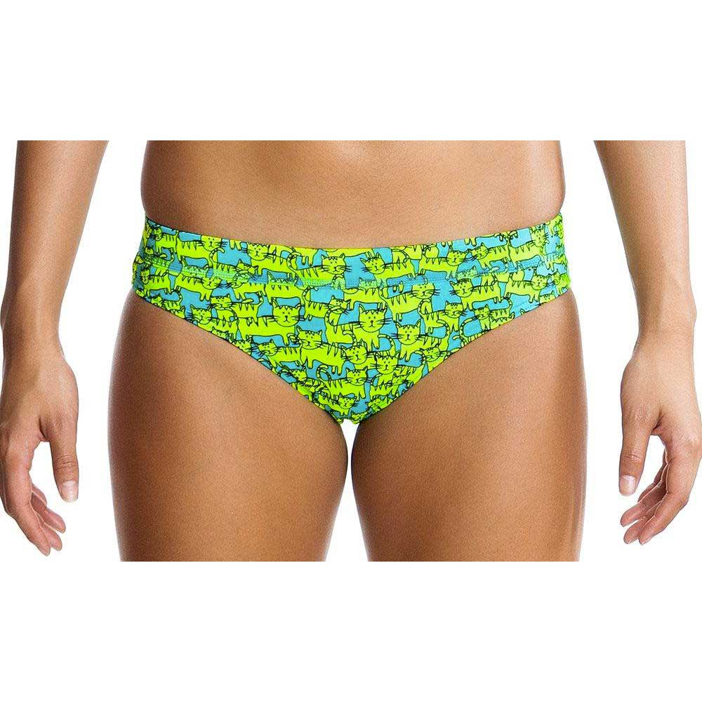 Funkita Hipster Cat Sports Brief