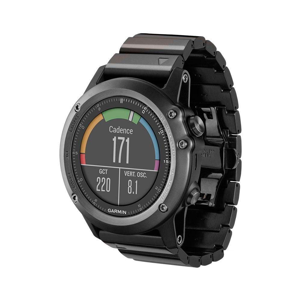 Garmin Fenix 3 Sapphire Preto comprar e ofertas na Swiminn Relógios 55d250ca9c7