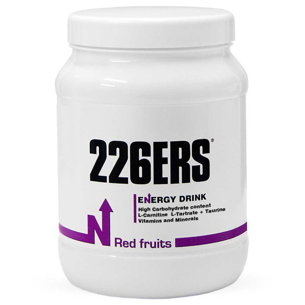 Suplementaci?n deportiva 226ers Energy Red Fruits 500gr