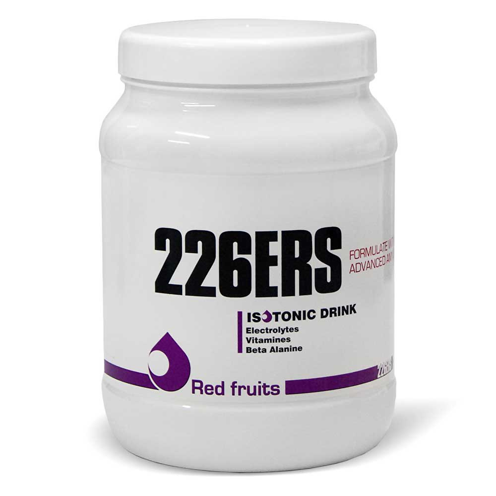 Suplementaci?n deportiva 226ers Isotonic Red Fruits 500gr
