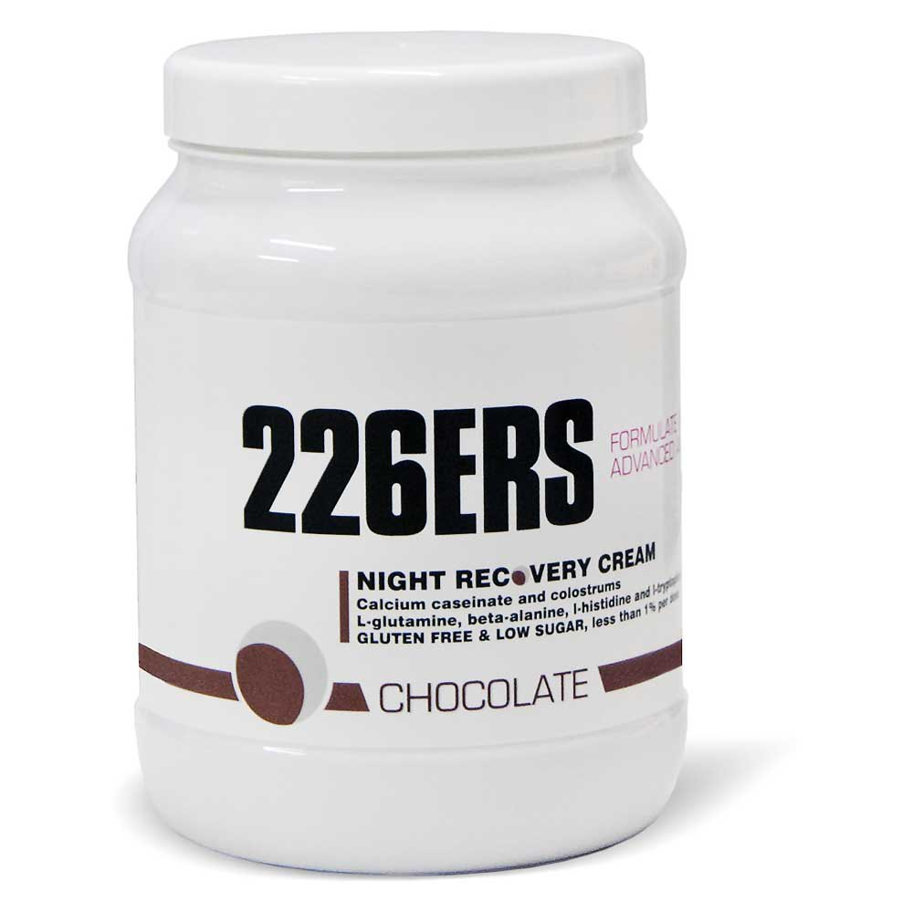 Suplementaci?n deportiva 226ers Night Recovery Crema Chocolate 500gr
