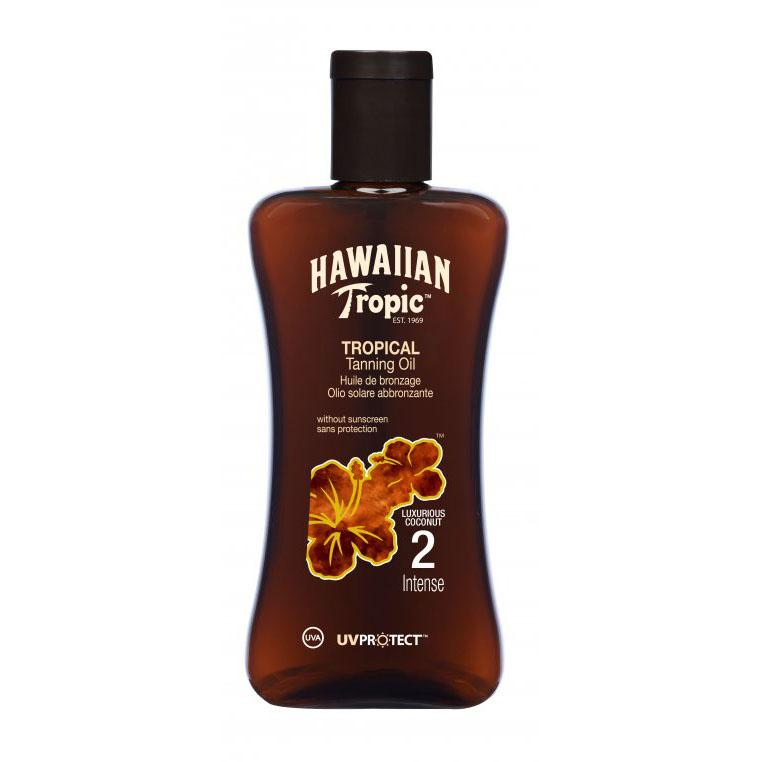 Hawaiian tropic fragrances Tropical Tanning Oil 200ml