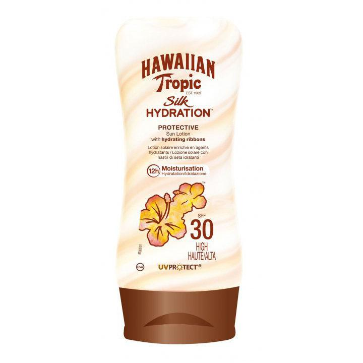 Hawaiian tropic Silk Hydration Air Soft Ultra-Light Texture