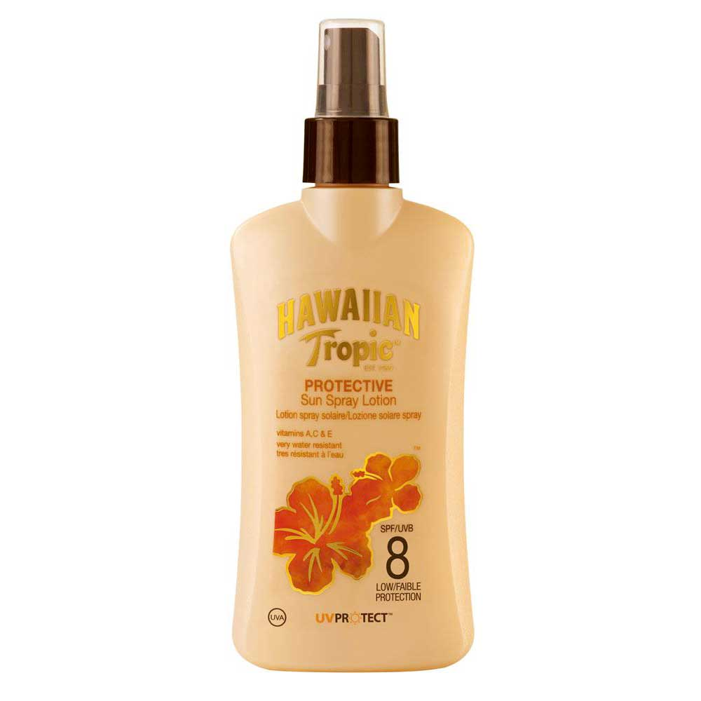 Hawaiian tropic Satin Sun Lotion 200ml