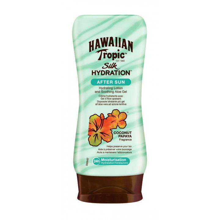 Hawaiian tropic fragrances After Sun Silk Hidration