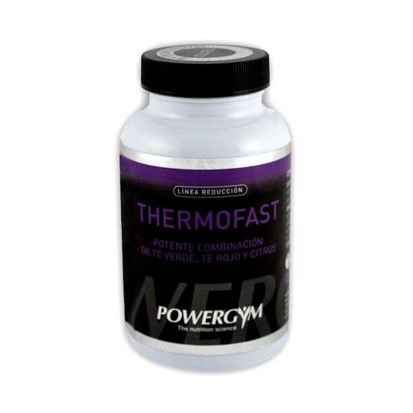 Suplementaci?n deportiva Powergym Thermofast 120 Unidades