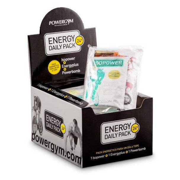 Suplementaci?n deportiva Powergym Daily Pack 10 Unidades