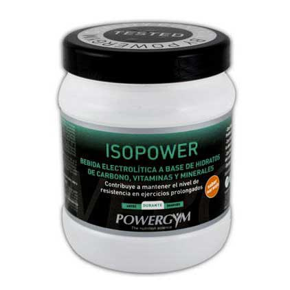 Powergym Isopower 600gr Orange