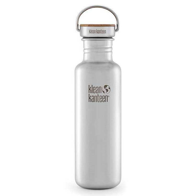 Kanteen Reflect With Stainless Unibody Bamboo Cap 800ml