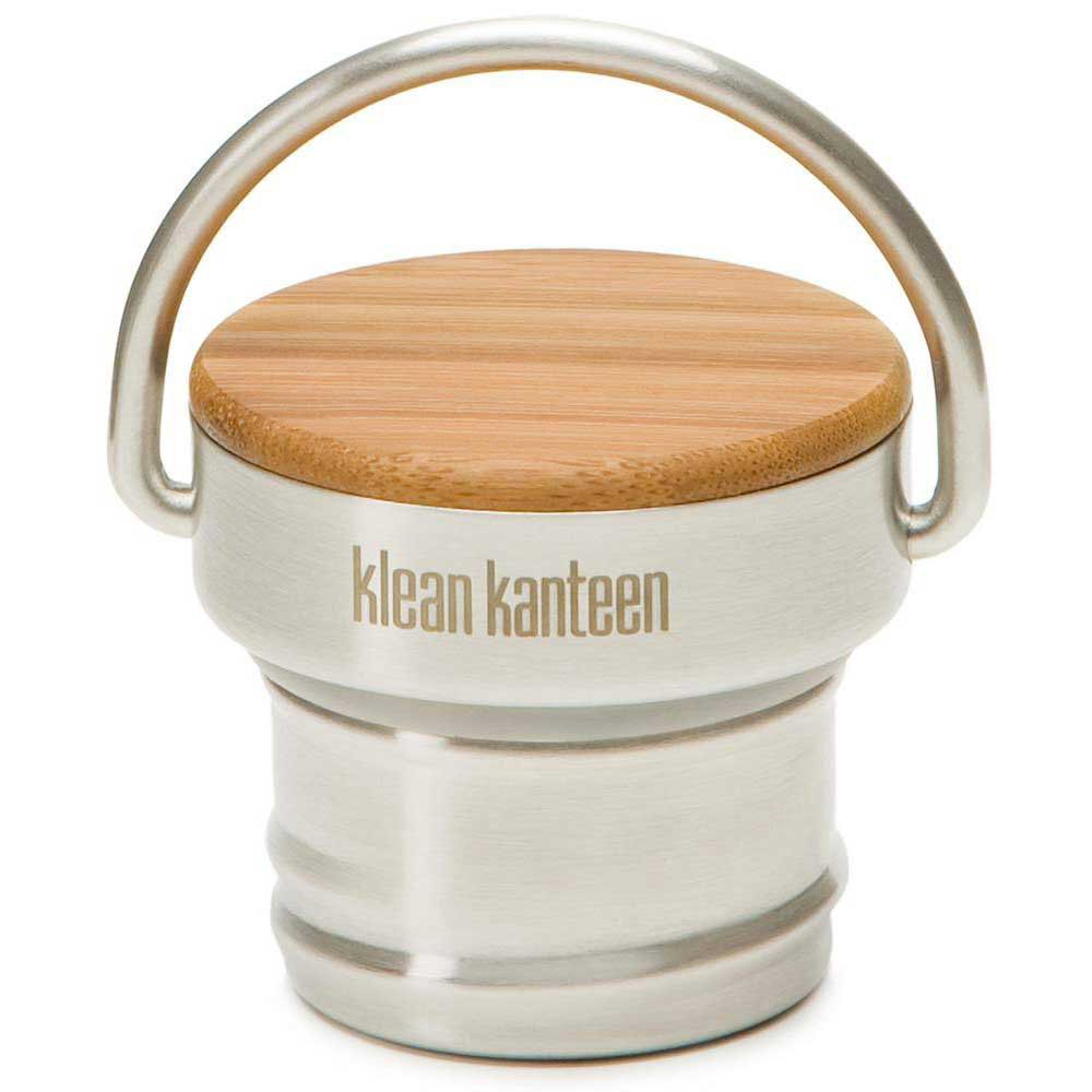 Stainless Unibody Bamboo Cap For Kanteen Classic