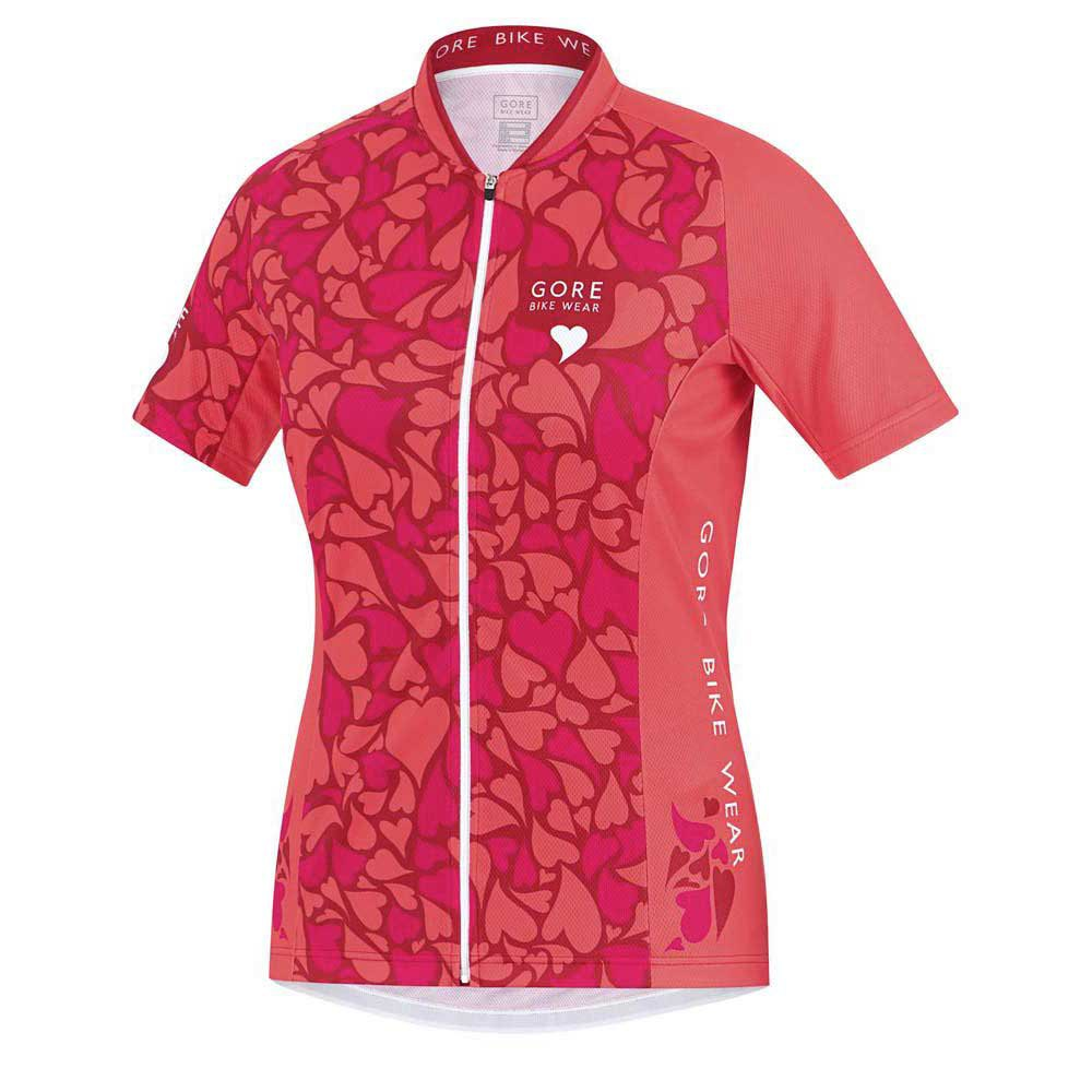 GORE BIKE WEAR Element Love Camo S/s Jersey