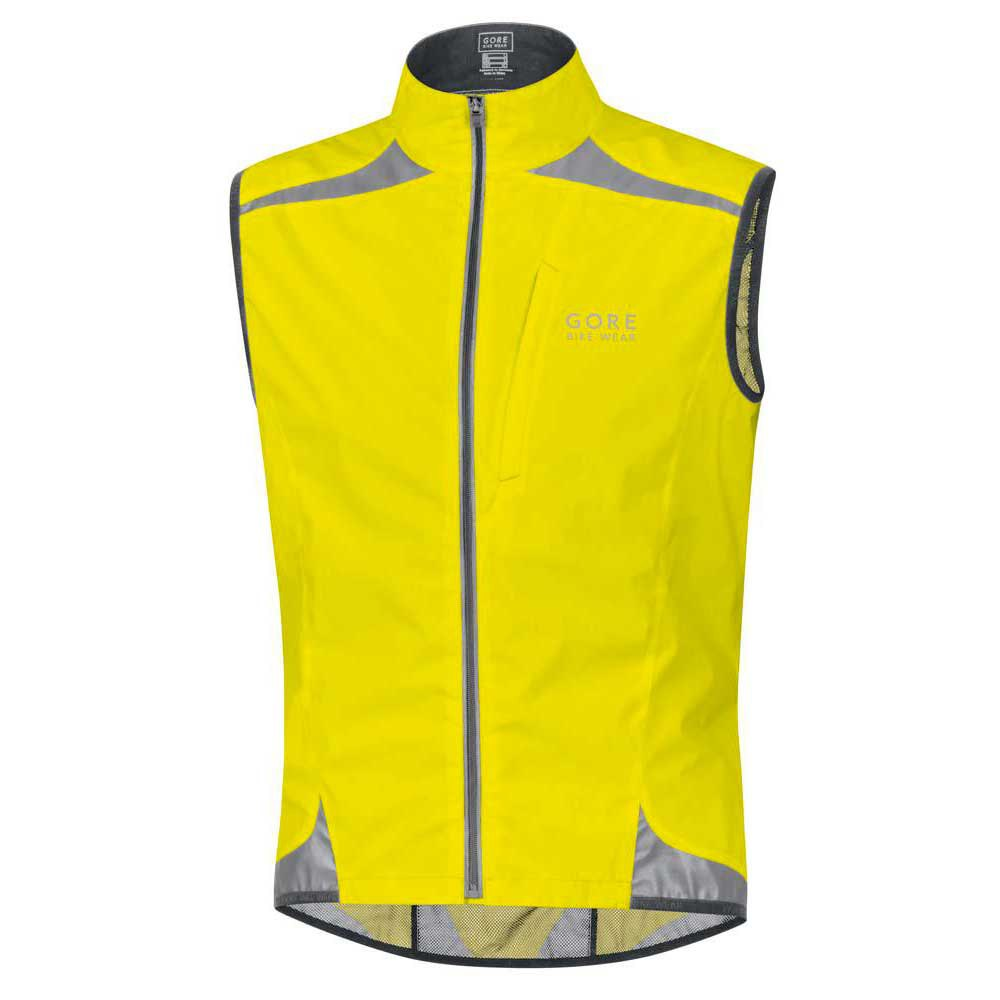 Gore bike wear Visibilty Windstopper Active Shell Vest