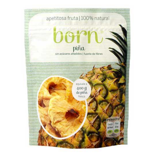 Born fruits Semi Dehydrated Pineapple