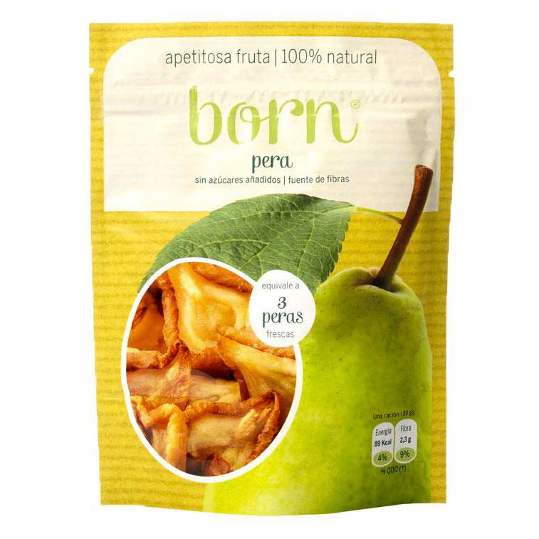 Born fruits Semi Dehydrated Pear
