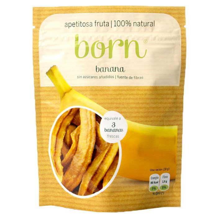 Born fruits Semi Dehydrated Banana