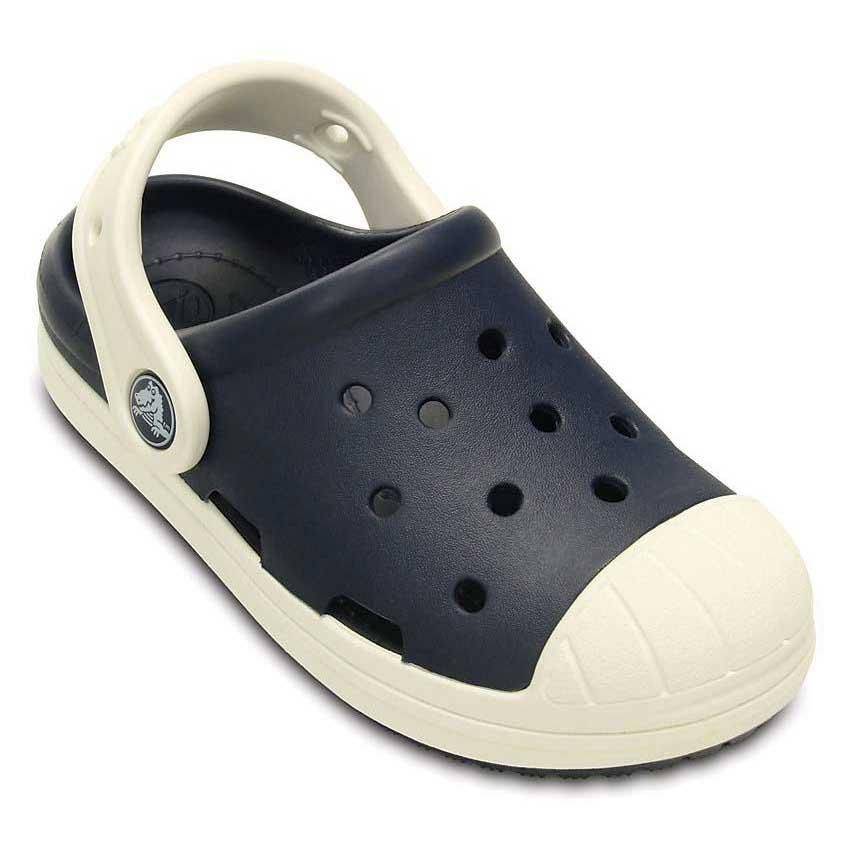 feb96ed5d Crocs Bumper Toe Clog Blanco comprar y ofertas en Swiminn