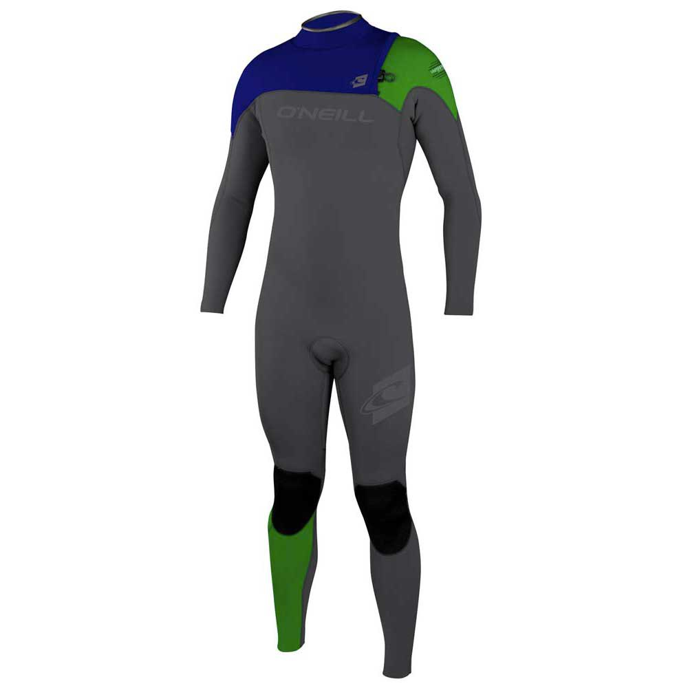 O´neill wetsuits Hyperfreak Comp Zipless Full 4/3 mm