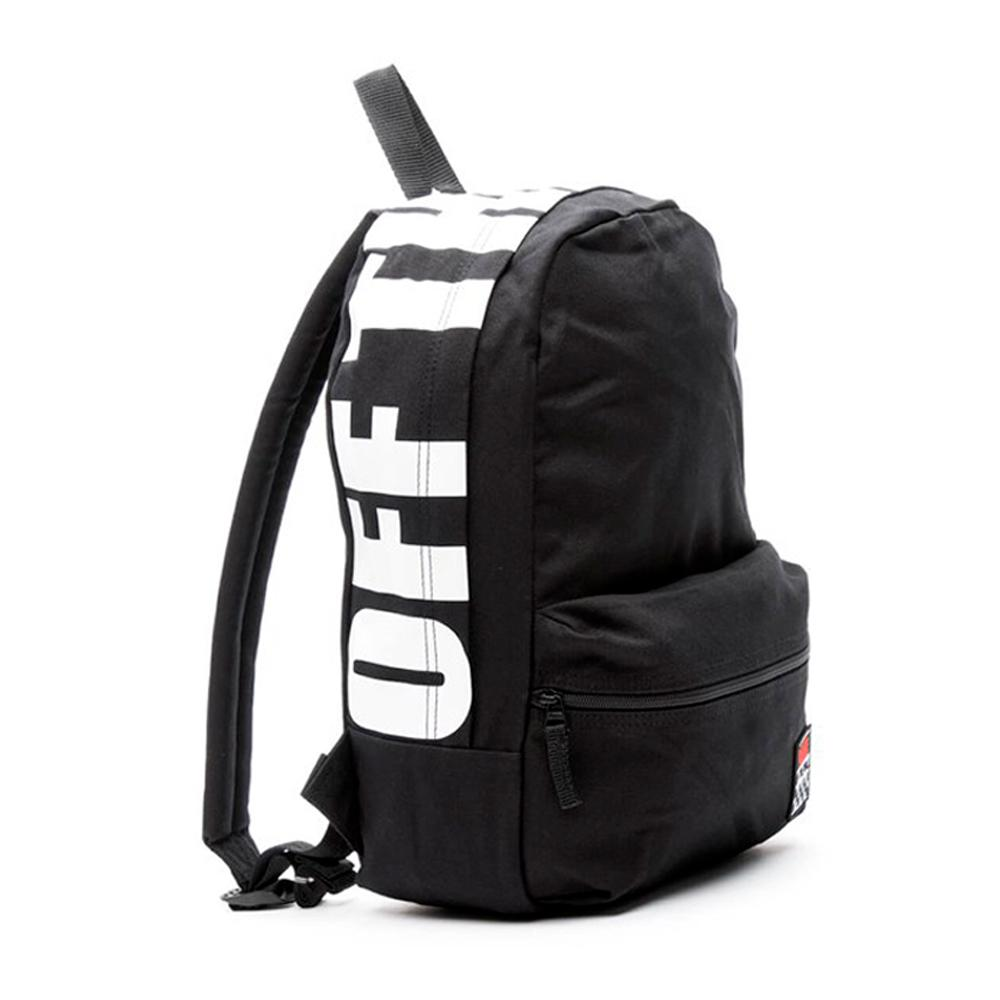 d5dbc844ab6 Vans Black And White Floral Backpack- Fenix Toulouse Handball