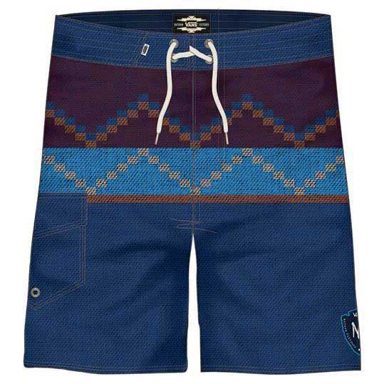 Vans Nf Rising Swell Boardshort Regular