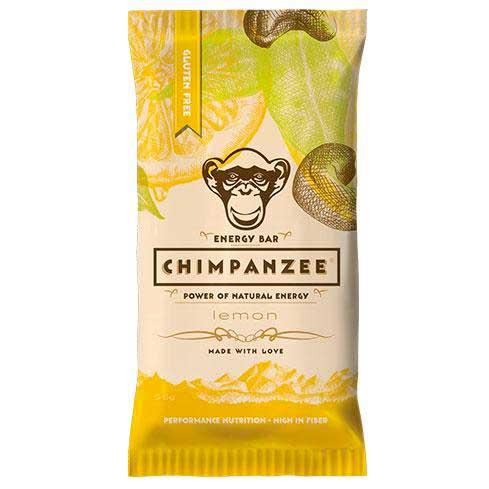 Chimpanzee Energy Bar Lim?n 55gr Caja 20 Unidades