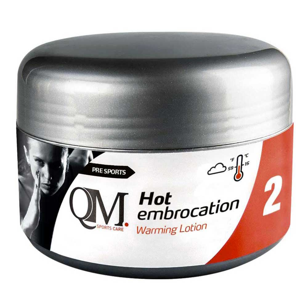 Qm Hot Embrocation 200 Ml