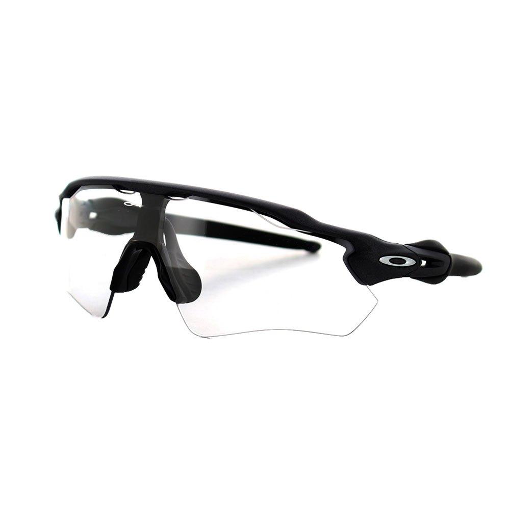 Gafas Oakley Radar Ev Path Steel W/ Clear To Photochromic