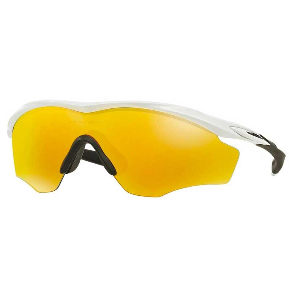 Gafas Oakley M2 Frame Xl Polished W/ Fire Iridium